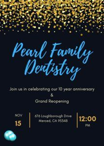 Invitation to our grand opening